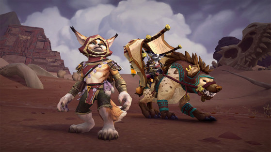 WoW : Date de sortie officielle du Patch 8.3