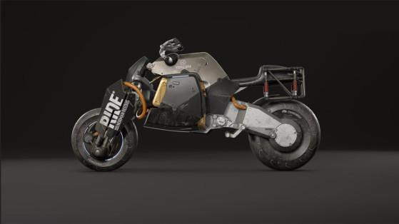 Death Stranding, soluce : Débloquer la moto Norman Reedus Ride, meilleure moto