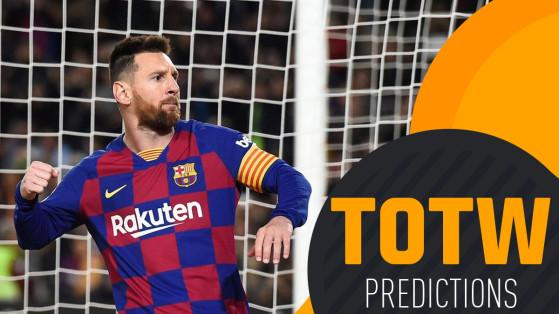 FUT 20 : prédiction équipe de la semaine, TOTW 9