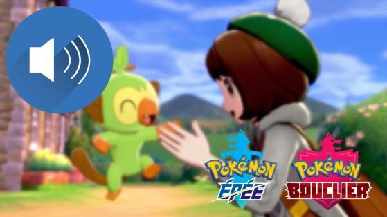 Guide Pokemon Epee, Bouclier : comment régler le son du jeu avec les Bouchons Audio ?
