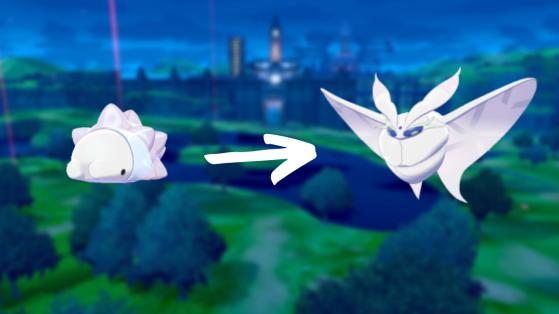 Pokemon Epee, Bouclier : Comment faire évoluer Frissonille en Beldeneige ?