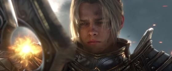 Anduin, le roi-prêtre de Hurlevent - World of Warcraft