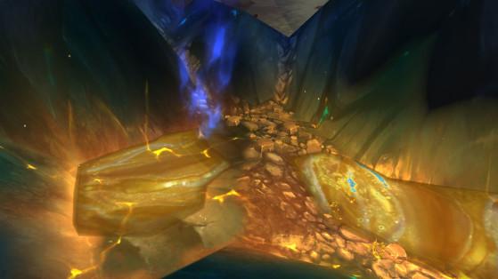 L'azerite : le sang du titan qui a nourri la guerre interfaction tout au long de Battle for Azeroth - World of Warcraft