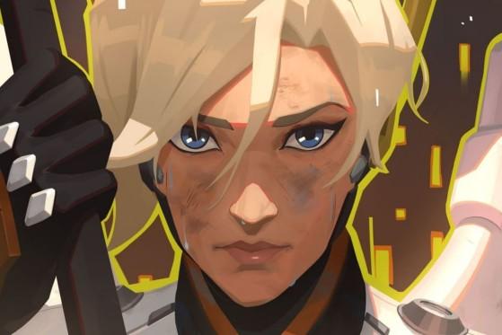 Overwatch : L'évolution d'Ange et de son lore