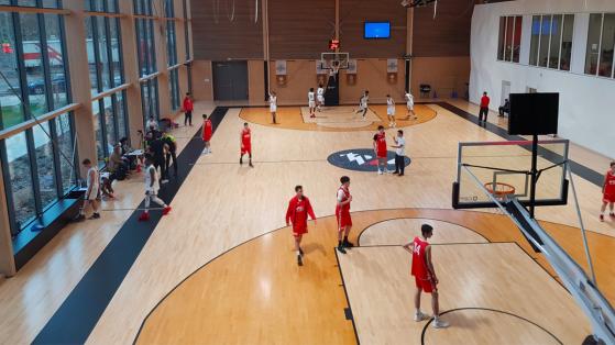 La TPAA est un institut de formation reconnu dans le monde du basket professionnel - Millenium
