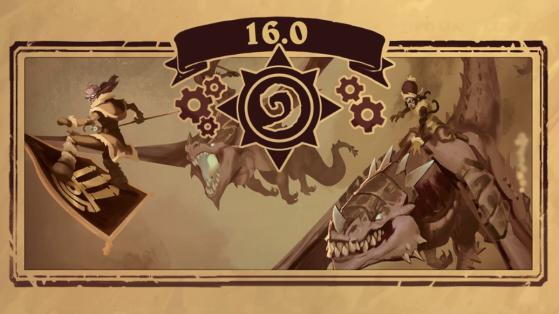 Hearthstone : Patch 16.0, Envol des dragons, nouveaux héros et serviteurs Battlegrounds