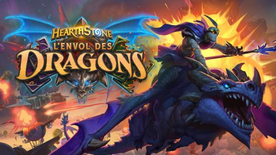 Hearthstone : decks Envol des Dragons (Descent of Dragons)