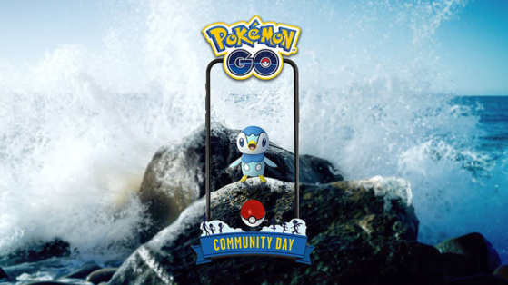 Pokemon GO : Journée Communautaire Janvier, Tiplouf shiny, Community Day