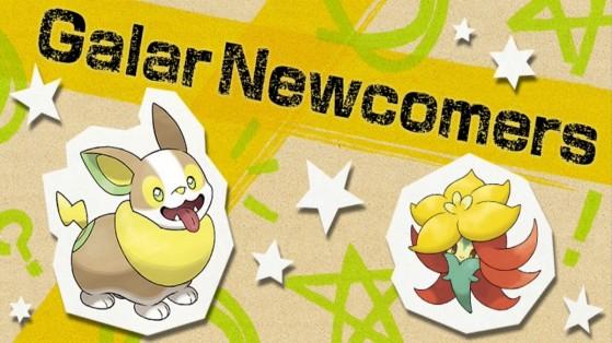 Pokemon Épée et Bouclier, nouvelle compétition, cadeau mystère