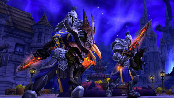 WoW : Guide de survie du Patch 8.3 : Visions of N'Zoth