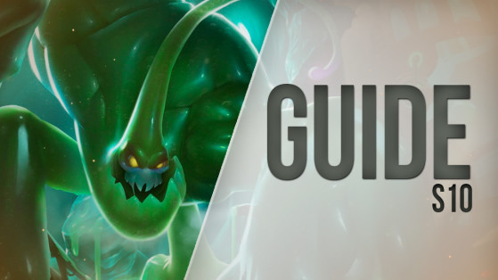 Guide LoL Zac, Top, S10