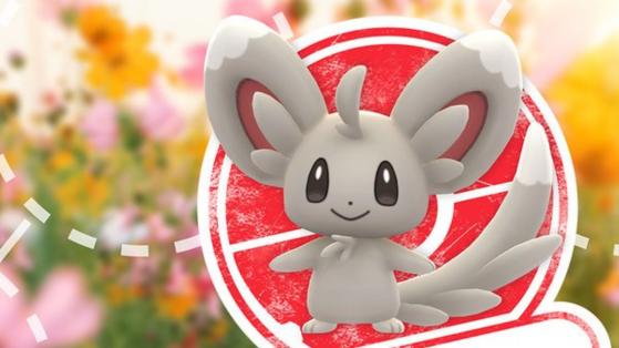 Pokemon GO : Chinchidou shiny, nouvel an chinois, quêtes spéciales