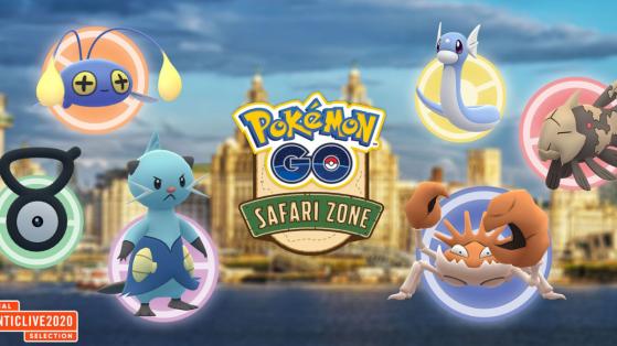 Pokemon GO : tous les événements 2020, safari et festival