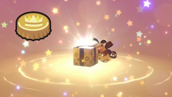 Pokemon Epee et Bouclier : 20 Points Combat et 1 Capsule d'Argent offerts