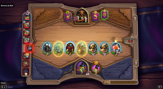 Mid Game - Hearthstone