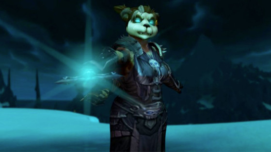 WoW Question Lore : Qui est Gie Foule Tombe, la pandarène chevalier de la mort de WoD ?
