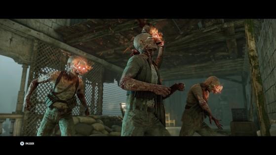 Les crânes hurleurs rendent les zombies déments - Millenium