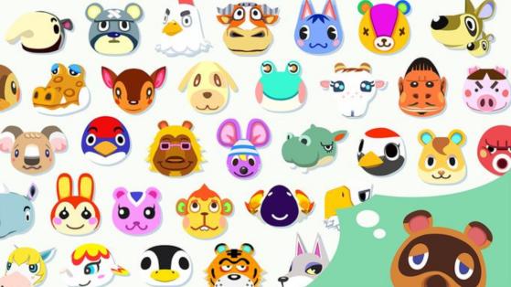 Animal Crossing New Horizons : 383 habitants confirmés