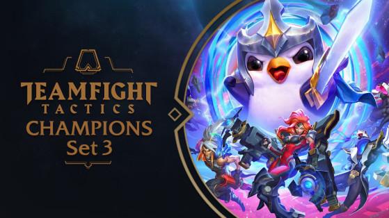 TFT - LoL : Champions Set 3 de Teamfight tactics, Galaxies, Combat Tactique, Cheat Sheet