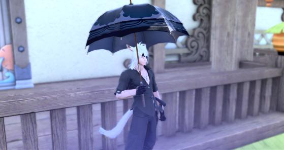 FFXIV guide pour obtenir les ombrelles du patch 5.21