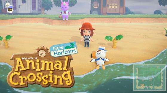 Animal Crossing New Horizons : Gulliver, comment le réveiller et trouver les circuits émetteurs ?