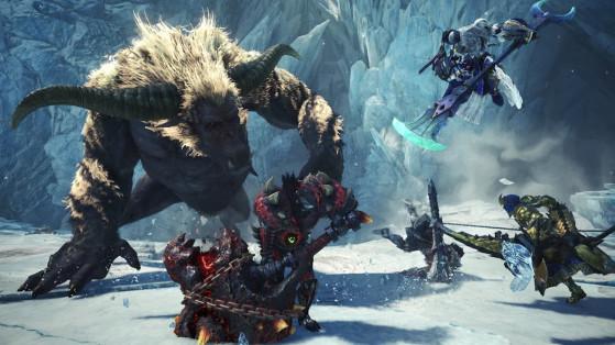 MHW Iceborne : Guide du Rajang Orage, monstre