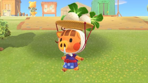Animal Crossing New Horizons : navets, prix et rentabilité