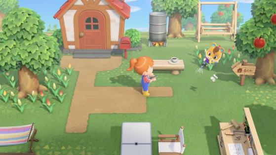 Animal Crossing New Horizons : que faire tous les jours ?