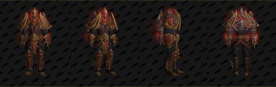 Ensemble de Revendreth - World of Warcraft