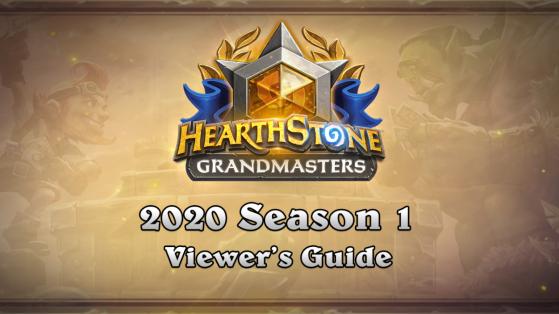 Hearthstone GrandMasters 2020 : Guide du spectateur Saison 1, date, format, joueurs, suivi