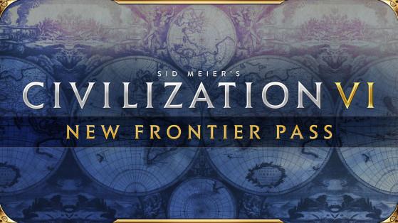 Civilization 6 : New Frontier Pass annoncé