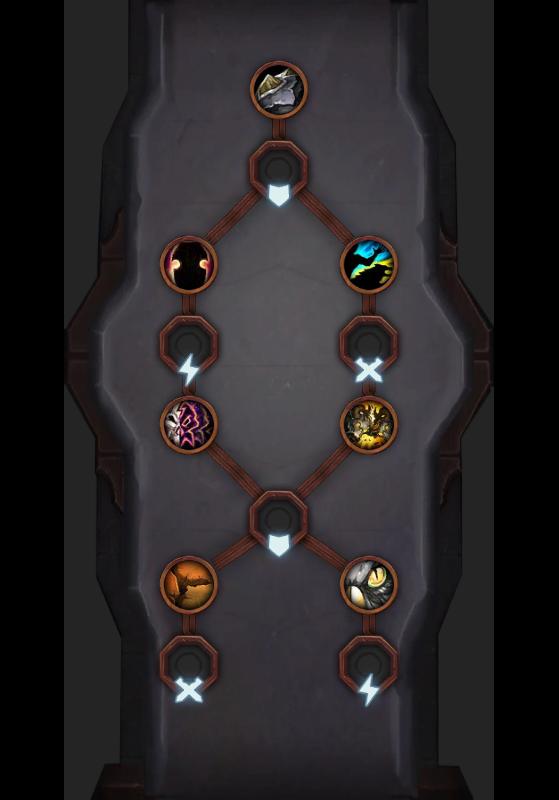 Lien d'âme de Forge-os Helrmir (Nécro-seigneur) - World of Warcraft