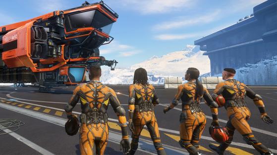 Star Citizen : Accompagnement des nouveaux joueurs par l'équipe Millenium pendant l'accès libre