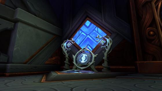 Congrégation des Faë nocturnes - World of Warcraft