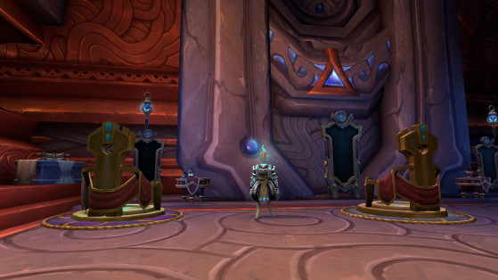 Coiffeur/Barbier - World of Warcraft