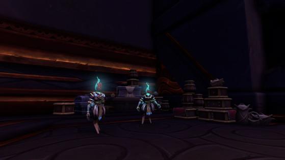 Chambre du Vide et Transmogrifieur - World of Warcraft