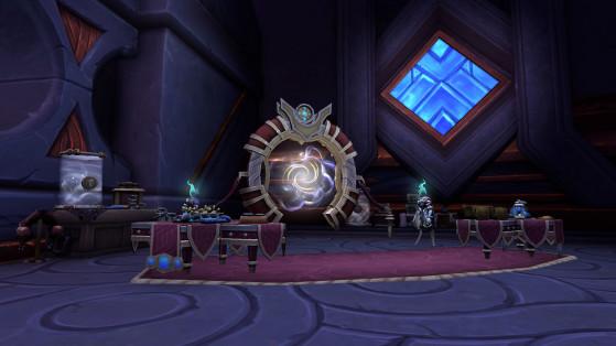 Maîtres des écuries - World of Warcraft