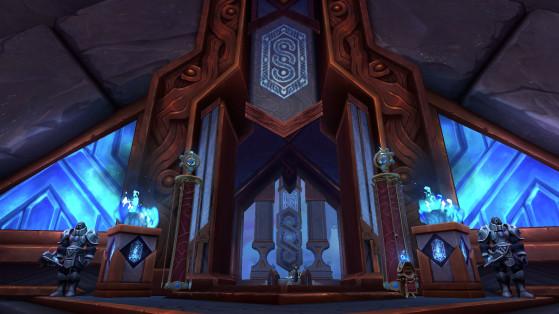 Entrée de l'Idylle - World of Warcraft