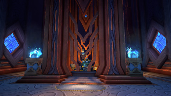 Les banquiers d'Oribos - World of Warcraft