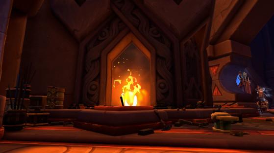 Forge et Minage - World of Warcraft
