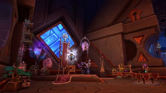 Herboristerie et Alchimie - World of Warcraft