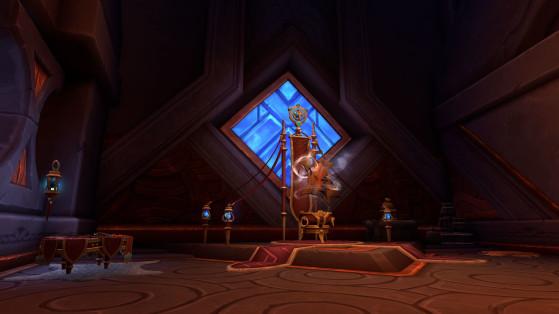 Dépeçage et Travail du cuir - World of Warcraft