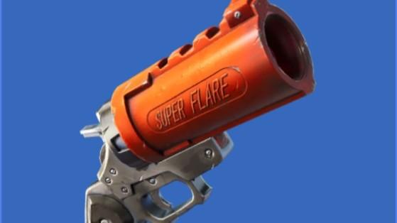 Fortnite : Pistolet Flambeur, Pistolet de détresse, stats et infos