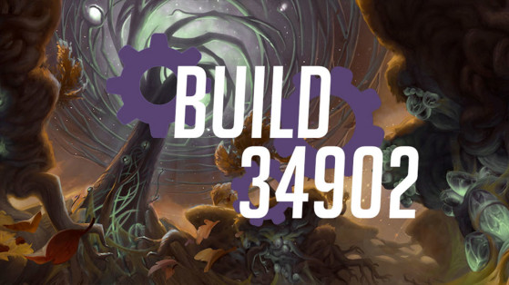 WoW Shadowlands : Alpha Build 34902