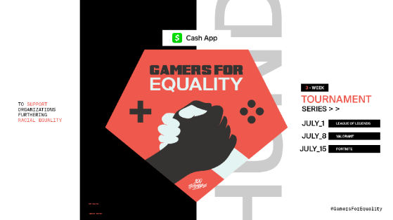Gamers for Equality : 100 Thieves organise un événement caritatif
