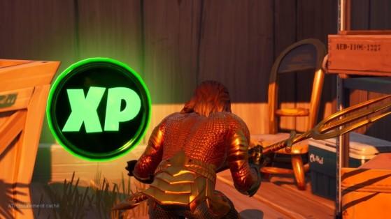 Fortnite : pièces XP semaine 6, expérience bonus