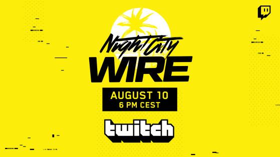 Cyberpunk 2077 : 2e Night City Wire sur les choix d'origine & les armes
