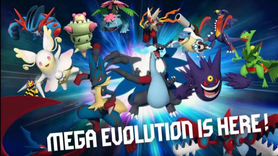 Pokémon GO : Comment Méga-évoluer ? Guide de la Méga-Évolution