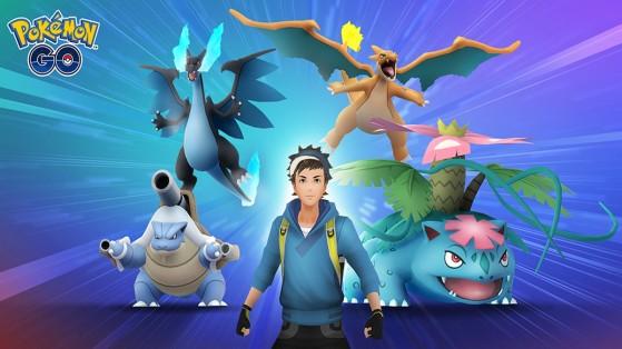 Pokémon GO : liste des Méga-raids disponibles