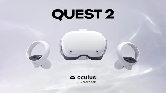 Oculus Quest 2 : Une confirmation et un prix au Facebook Connect